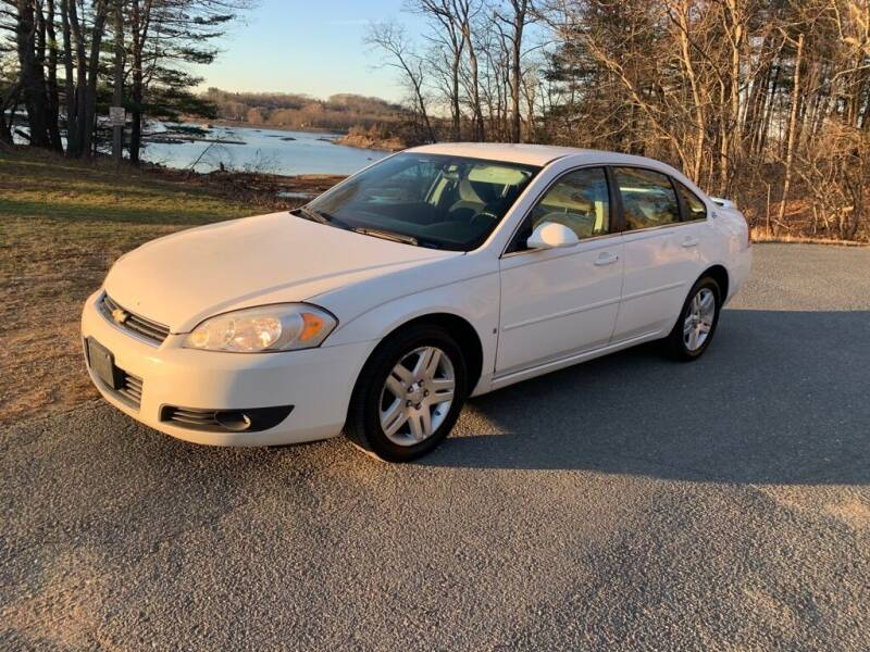 2006 Chevrolet Impala for sale at Elite Pre-Owned Auto in Peabody MA