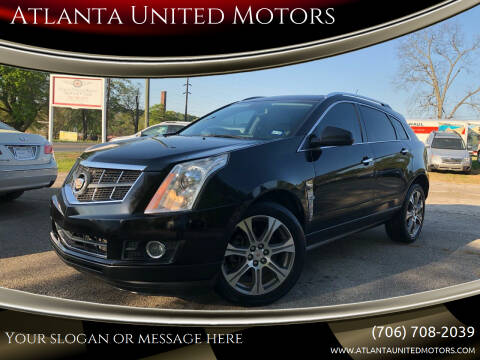 2010 Cadillac SRX for sale at Atlanta United Motors in Jefferson GA