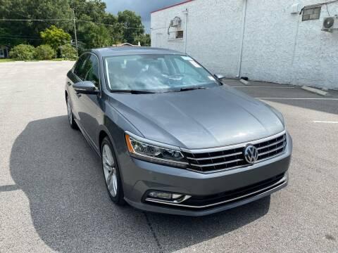2017 Volkswagen Passat for sale at Consumer Auto Credit in Tampa FL
