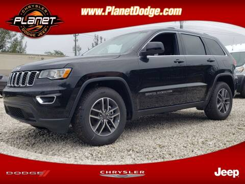 2019 Jeep Grand Cherokee for sale at PLANET DODGE CHRYSLER JEEP in Miami FL