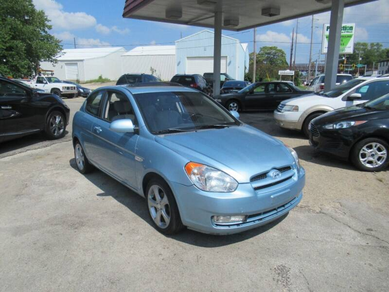 2008 Hyundai Accent for sale at Perfection Auto Detailing & Wheels in Bloomington IL
