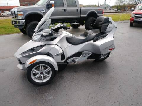 2010 Bomb Spyder for sale at Big Boys Auto Sales in Russellville KY