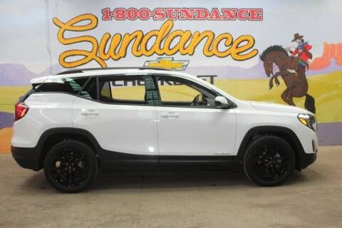 2020 GMC Terrain for sale at Sundance Chevrolet in Grand Ledge MI