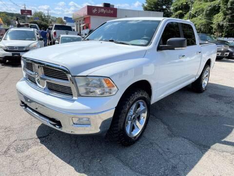 2011 RAM Ram Pickup 1500 for sale at Auto Banc in Rockaway NJ