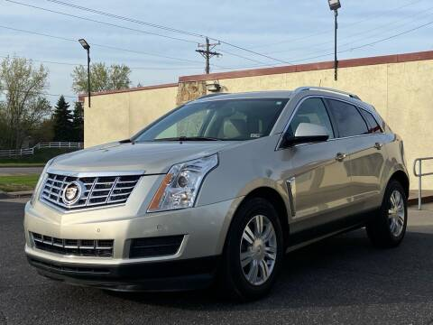 2015 Cadillac SRX for sale at North Imports LLC in Burnsville MN