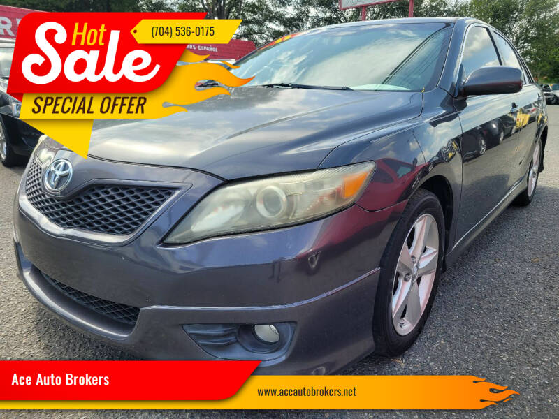 2011 Toyota Camry for sale at Ace Auto Brokers in Charlotte NC
