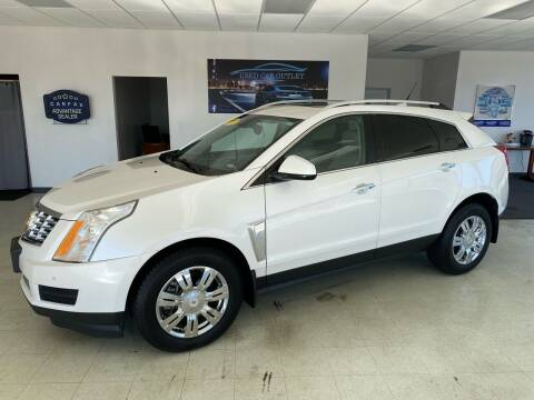 2013 Cadillac SRX for sale at Used Car Outlet in Bloomington IL