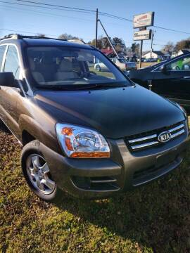 2008 Kia Sportage for sale at Lanier Motor Company in Lexington NC