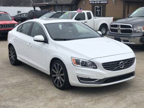 2015 Volvo S60 for sale at Safeen Motors in Garland TX