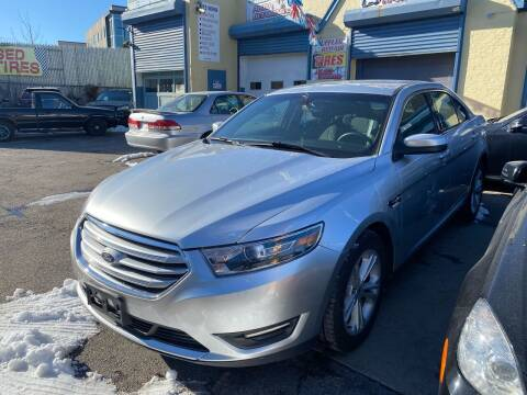 2016 Ford Taurus for sale at Polonia Auto Sales and Service in Hyde Park MA