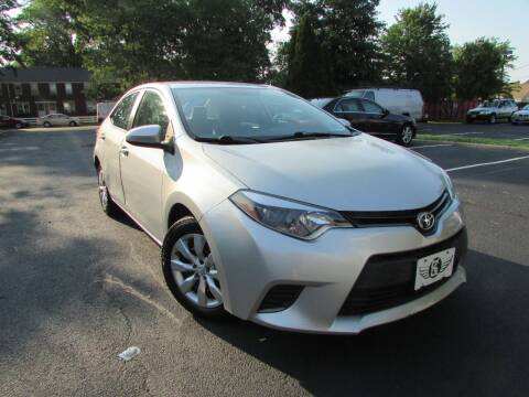 2016 Toyota Corolla for sale at K & S Motors Corp in Linden NJ