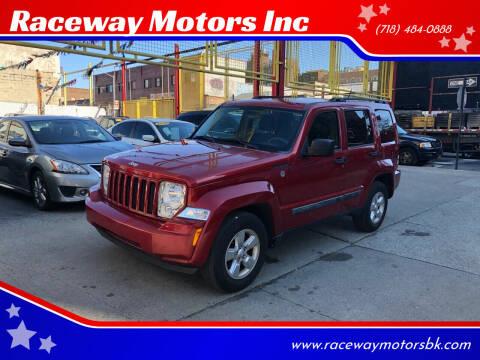 2010 Jeep Liberty for sale at Raceway Motors Inc in Brooklyn NY