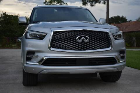 2019 Infiniti QX80 for sale at Monaco Motor Group in Orlando FL