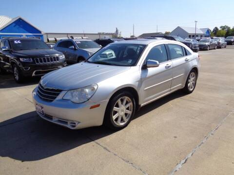2007 Chrysler Sebring for sale at America Auto Inc in South Sioux City NE