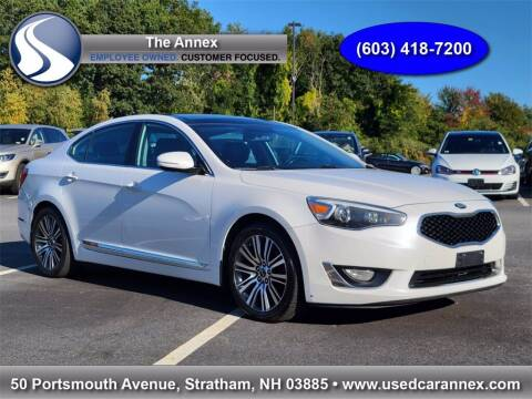 2014 Kia Cadenza for sale at The Annex in Stratham NH