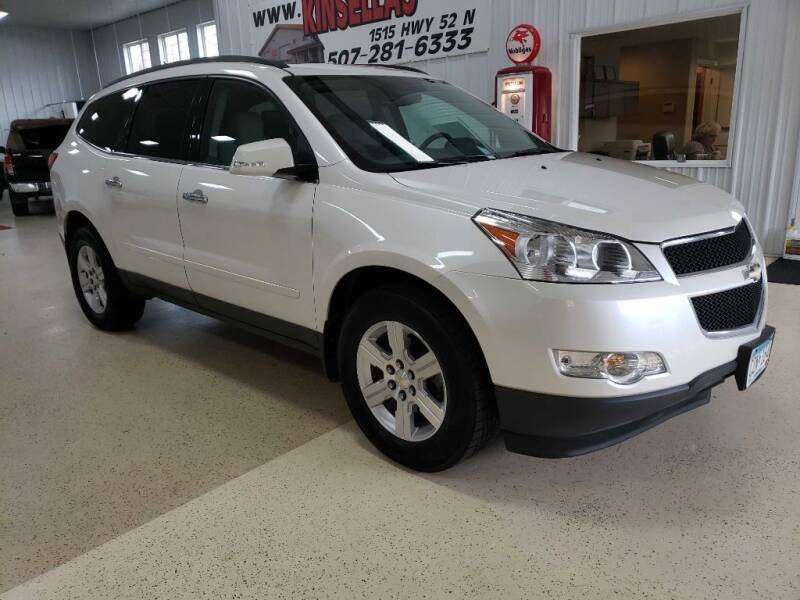 2012 Chevrolet Traverse for sale at Kinsellas Auto Sales in Rochester MN