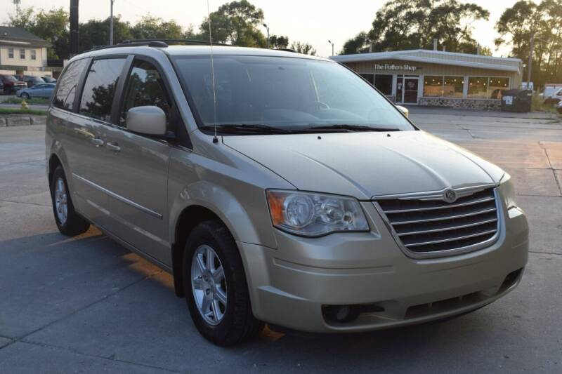 2010 Chrysler Town and Country for sale at NEW 2 YOU AUTO SALES LLC in Waukesha WI