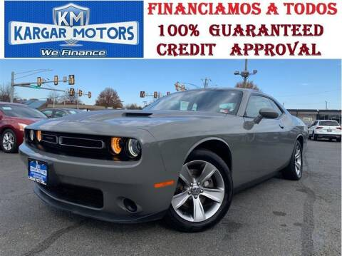 2017 Dodge Challenger for sale at Kargar Motors of Manassas in Manassas VA