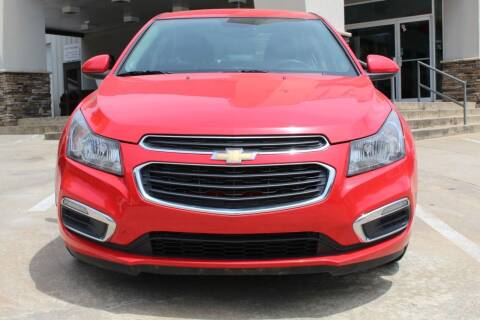 2016 Chevrolet Cruze Limited for sale at Xtreme Lil Boyz Toyz in Greenville SC