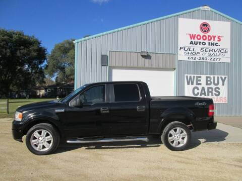 2007 Ford F-150 for sale at Woody's Auto Sales Inc in Randolph MN