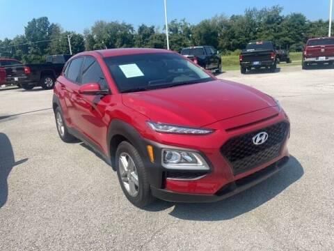 2021 Hyundai Kona for sale at Mann Chrysler Dodge Jeep of Richmond in Richmond KY