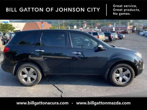 2007 Acura MDX for sale at Bill Gatton Used Cars - BILL GATTON ACURA MAZDA in Johnson City TN