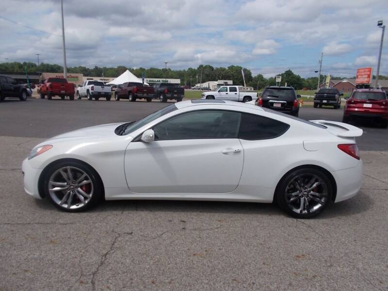 2011 Hyundai Genesis Coupe for sale at West TN Automotive in Dresden TN