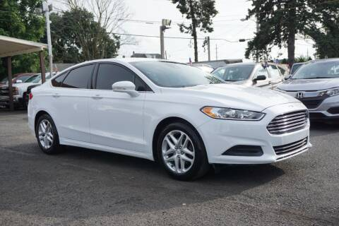 2016 Ford Fusion for sale at HD Auto Sales Corp. in Reading PA