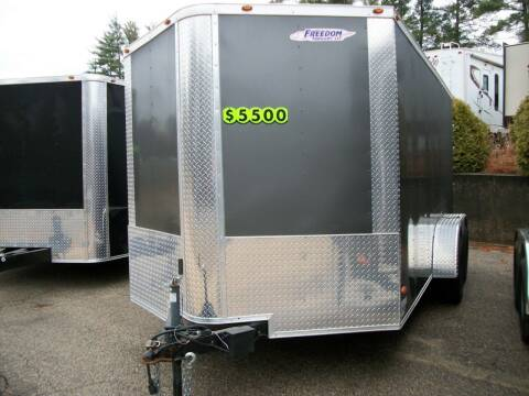 2019 Freedom 7X14 TA for sale at Olde Bay RV in Rochester NH