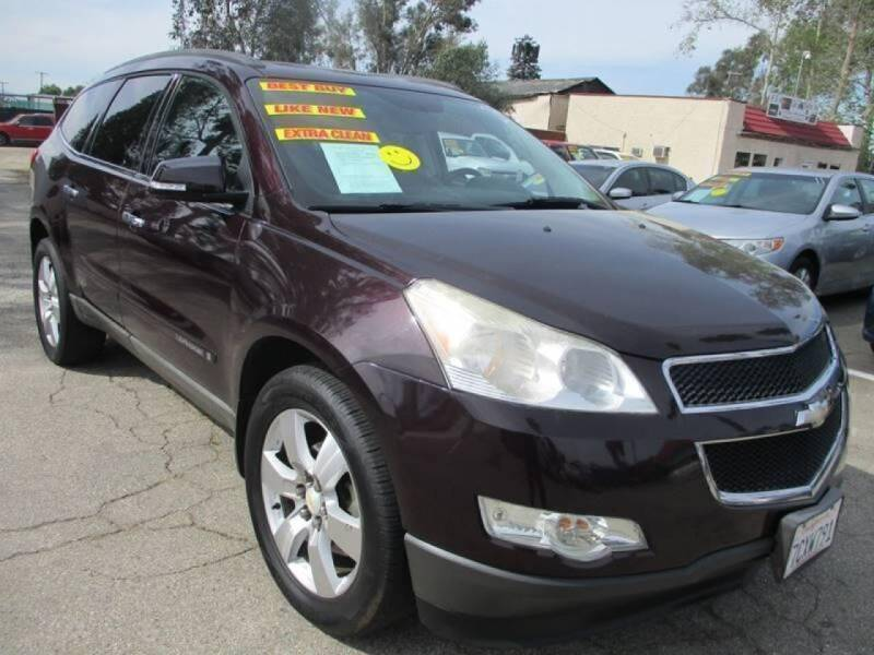 2009 Chevrolet Traverse for sale at F & A Car Sales Inc in Ontario CA
