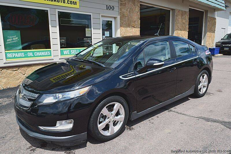 2011 Chevrolet Volt for sale at Beresford Automotive in Beresford SD