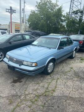 1991 Oldsmobile Cutlass Ciera for sale at Big Bills in Milwaukee WI