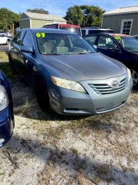 2007 Toyota Camry for sale at ROCKLEDGE in Rockledge FL