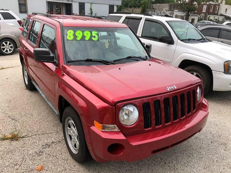2010 Jeep Patriot for sale at Z & A Auto Sales in Philadelphia PA