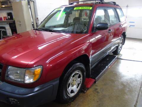 1999 Subaru Forester for sale at C&C AUTO SALES INC in Charles City IA