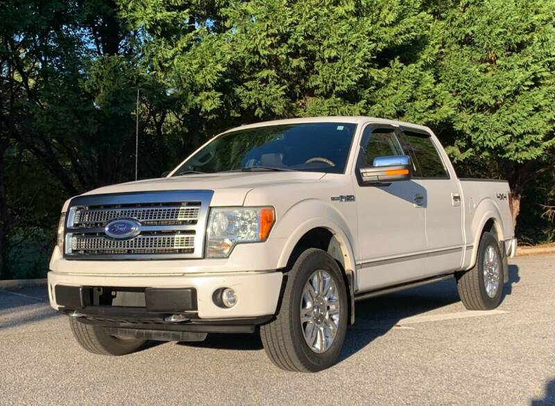2010 Ford F-150 for sale at GR Motor Company in Garner NC