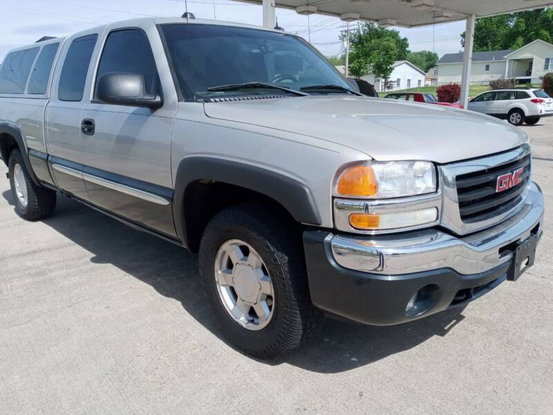 2004 GMC Sierra 1500 for sale at Cars Made Simple in Union MO