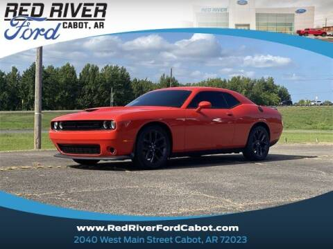 2020 Dodge Challenger for sale at RED RIVER DODGE - Red River of Cabot in Cabot, AR