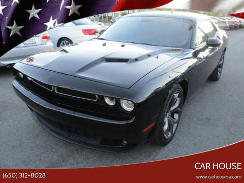 2015 Dodge Challenger for sale at Car House in San Mateo CA