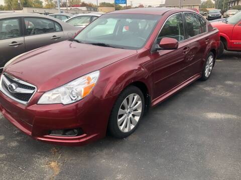 2012 Subaru Legacy for sale at Prospect Auto Mart in Peoria IL