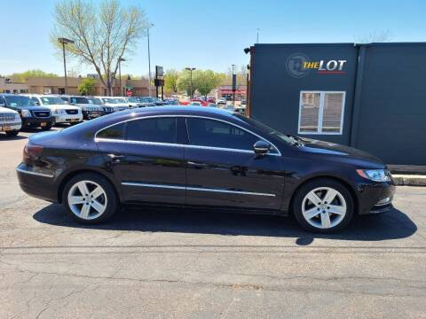 2015 Volkswagen CC for sale at THE LOT in Sioux Falls SD
