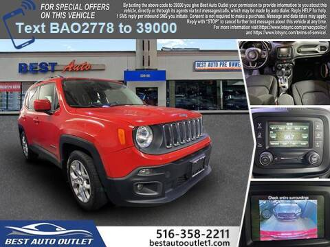 2015 Jeep Renegade for sale at Best Auto Outlet in Floral Park NY