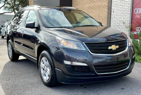 2017 Chevrolet Traverse for sale at Auto Imports in Houston TX