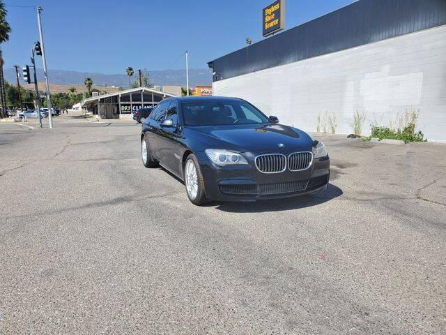 2014 BMW 7 Series for sale at Silver Star Auto in San Bernardino CA