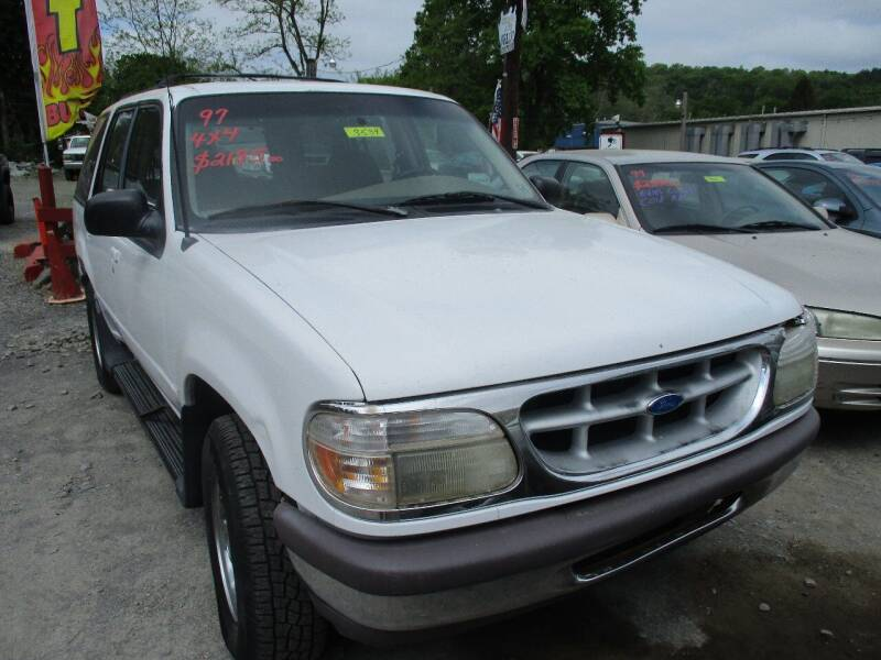 1997 Ford Explorer for sale at FERNWOOD AUTO SALES in Nicholson PA