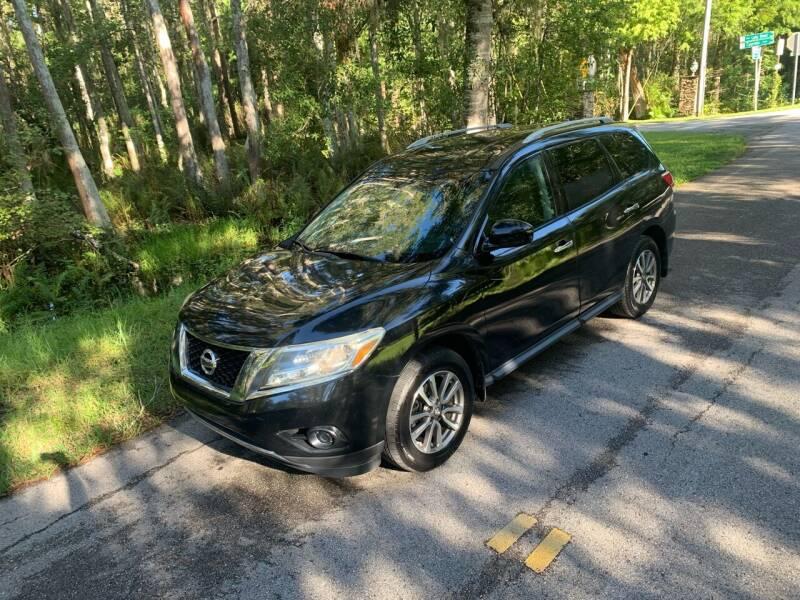 2013 Nissan Pathfinder for sale at ICar Florida in Lutz FL