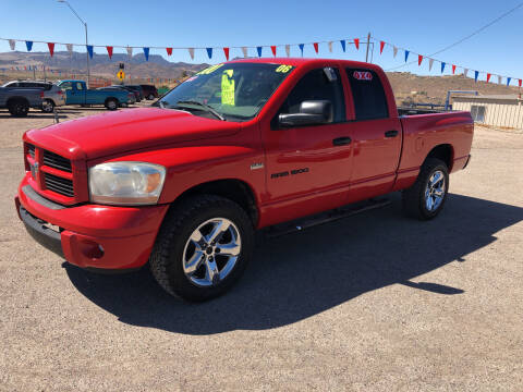 2006 Dodge Ram Pickup 1500 for sale at Hilltop Motors in Globe AZ