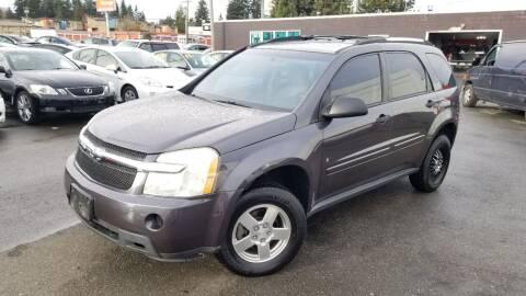 2007 Chevrolet Equinox for sale at SS MOTORS LLC in Edmonds WA