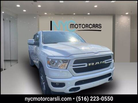 2019 RAM Ram Pickup 1500 for sale at NYC Motorcars in Freeport NY