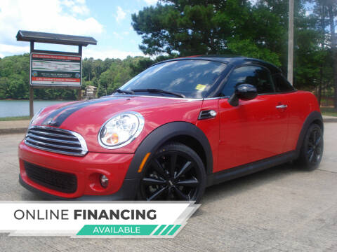 2014 MINI Coupe for sale at Car Store Of Gainesville in Oakwood GA